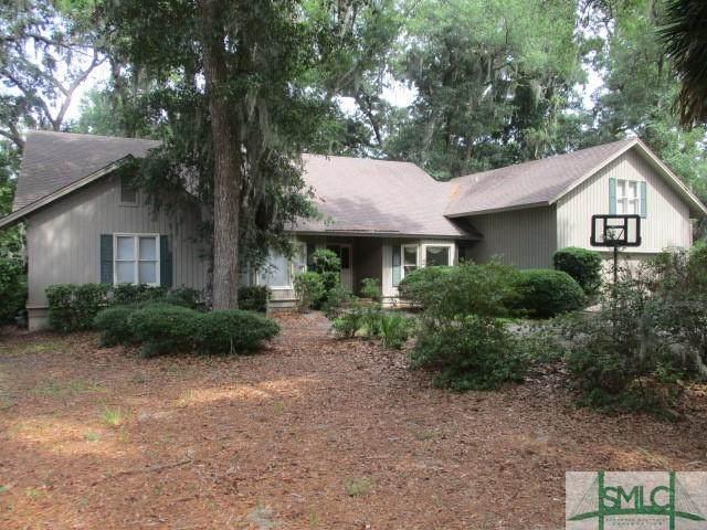 12 Mercer Road, Savannah, GA 31411 (MLS #231647) :: Teresa Cowart Team