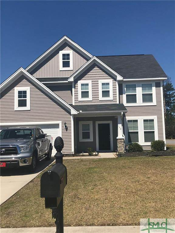 148 Somersby Boulevard, Pooler, GA 31322 (MLS #231777) :: Coastal Homes of Georgia, LLC