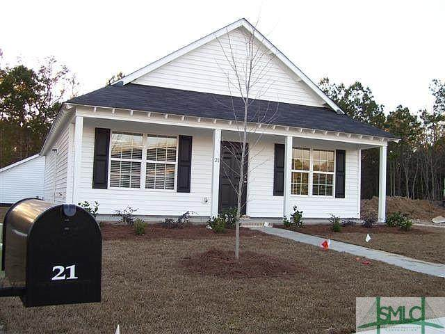 21 Rosa Lane, Savannah, GA 31419 (MLS #231810) :: Partin Real Estate Team at Luxe Real Estate Services