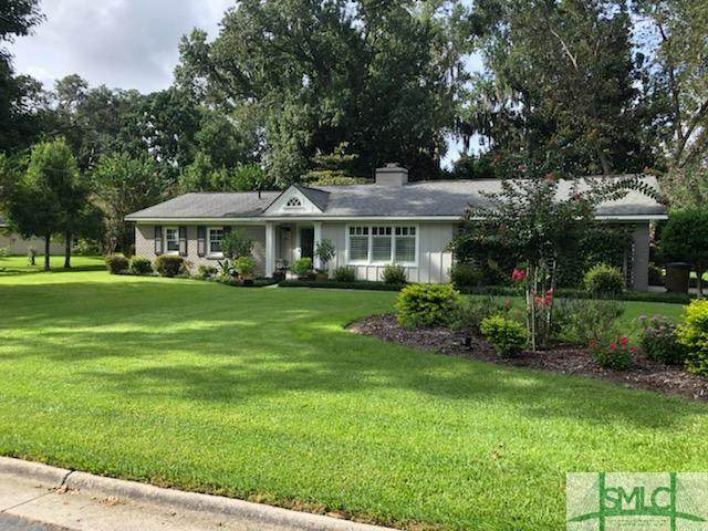 307 Pickwick Road, Savannah, GA 31410 (MLS #231992) :: Teresa Cowart Team
