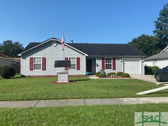 5 Little River Drive, Savannah, GA 31419 (MLS #233342) :: Partin Real Estate Team at Luxe Real Estate Services