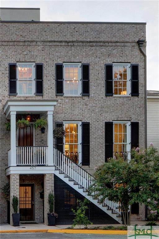 457 Tattnall Street, Savannah, GA 31401 (MLS #233532) :: Keller Williams Coastal Area Partners