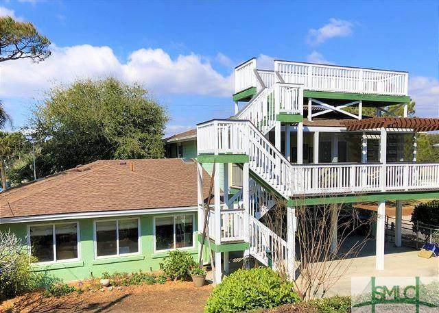 506 Butler Avenue, Tybee Island, GA 31328 (MLS #233634) :: RE/MAX All American Realty