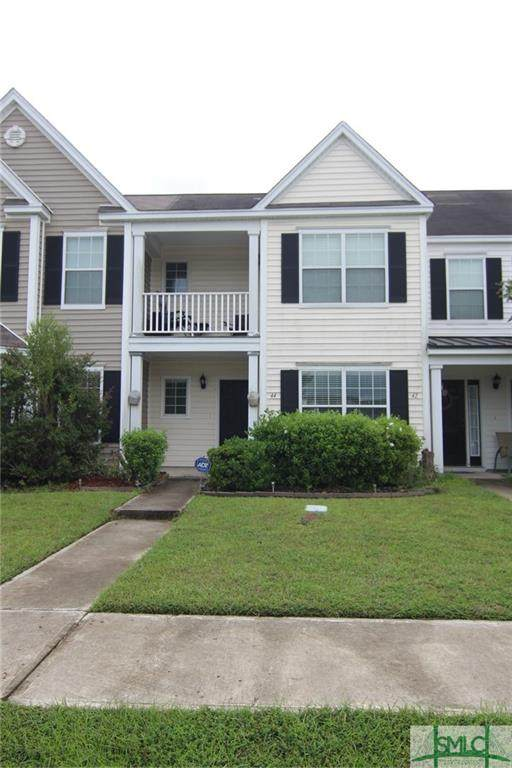 44 Ashleigh Lane, Savannah, GA 31407 (MLS #233657) :: The Arlow Real Estate Group