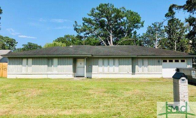 13 Birchwood Cove, Savannah, GA 31419 (MLS #234290) :: Level Ten Real Estate Group