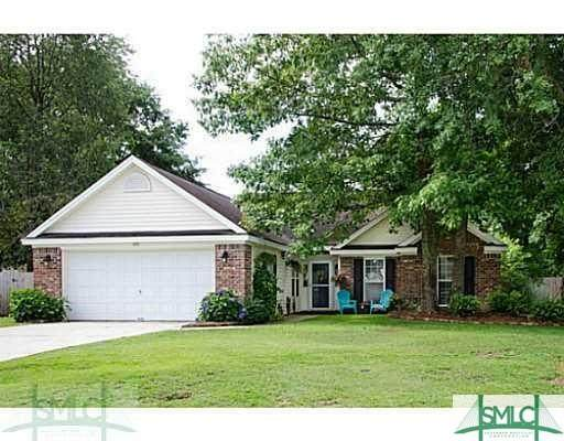 111 Ashwood Drive, Pooler, GA 31322 (MLS #234377) :: Coastal Homes of Georgia, LLC