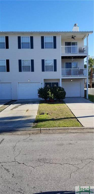 61 Captain's View, Tybee Island, GA 31328 (MLS #234414) :: Glenn Jones Group | Coldwell Banker Access Realty