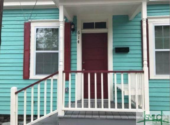 614 Kline Street #614, Savannah, GA 31415 (MLS #234421) :: Bocook Realty