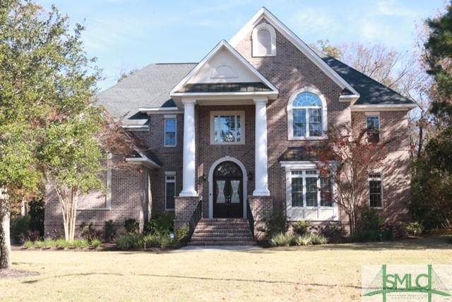 221 Mallard Loop Road, Savannah, GA 31405 (MLS #234481) :: Coastal Homes of Georgia, LLC