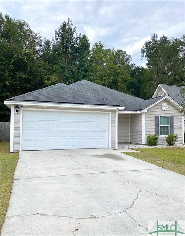 91 Tiller Way, Port Wentworth, GA 31407 (MLS #235631) :: The Arlow Real Estate Group