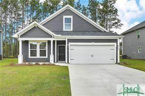 196 Benelli Drive, Pooler, GA 31322 (MLS #235639) :: Glenn Jones Group | Coldwell Banker Access Realty