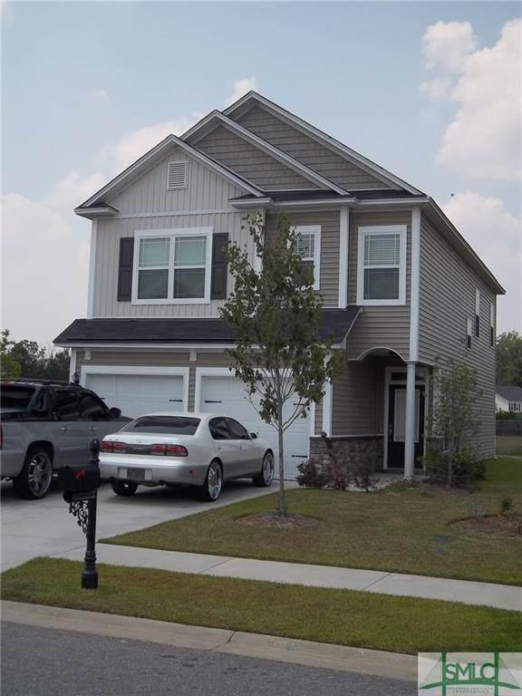 192 Chapel Lake Drive S, Savannah, GA 31419 (MLS #235787) :: The Arlow Real Estate Group