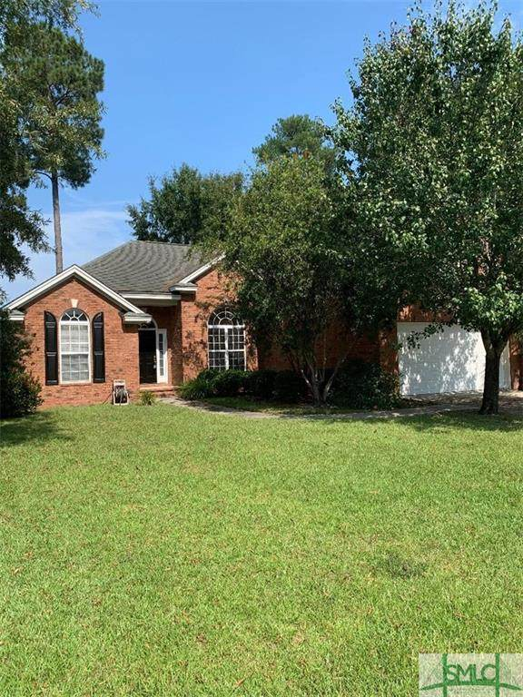 138 Steven Street, Richmond Hill, GA 31324 (MLS #235817) :: Coastal Savannah Homes