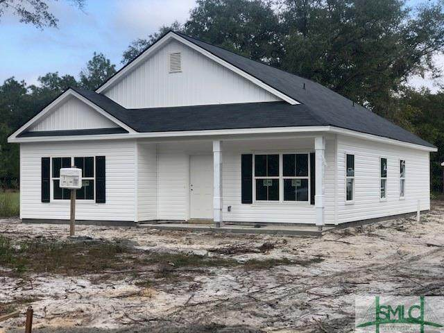 568 Ash Branch Road, Pembroke, GA 31321 (MLS #235964) :: Coastal Homes of Georgia, LLC