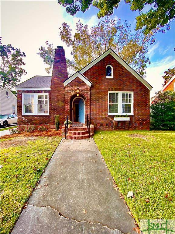 717 E 51st Street, Savannah, GA 31405 (MLS #236067) :: The Arlow Real Estate Group