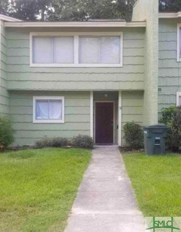 527 Tibet Avenue #9, Savannah, GA 31406 (MLS #236118) :: Keller Williams Coastal Area Partners