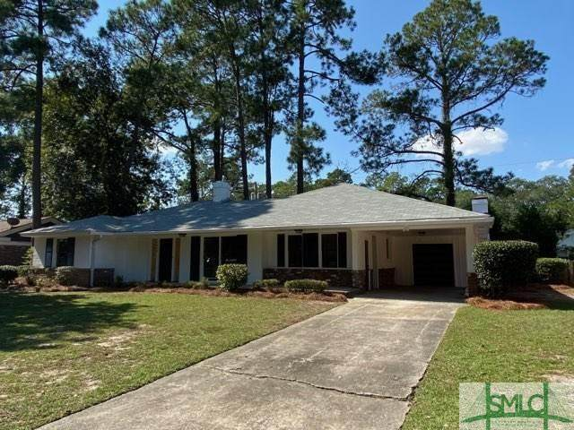 4625 Oakview Drive, Savannah, GA 31405 (MLS #236228) :: Coastal Savannah Homes