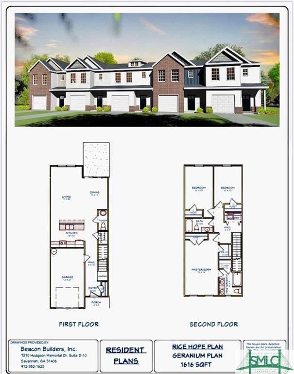 10 Mossy Oak Cove, Savannah, GA 31407 (MLS #236239) :: Level Ten Real Estate Group