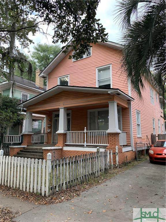 610 W 37Th Street, Savannah, GA 31401 (MLS #236247) :: The Arlow Real Estate Group
