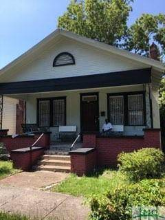 913 W 39th Street, Savannah, GA 31415 (MLS #236264) :: Barker Team | RE/MAX Savannah