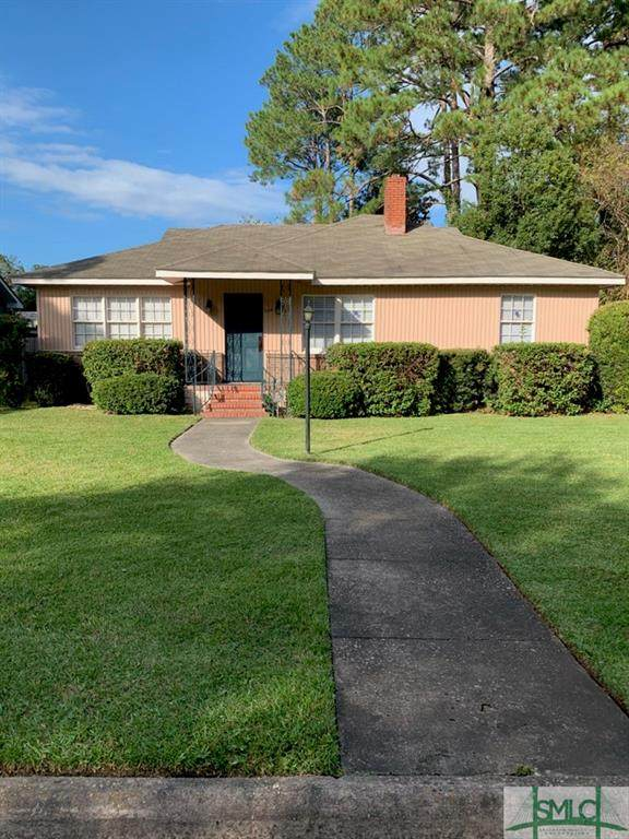 204 E 57Th Street, Savannah, GA 31405 (MLS #236323) :: Keller Williams Coastal Area Partners