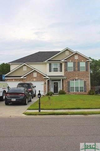 1070 Marne Boulevard, Hinesville, GA 31313 (MLS #236453) :: Keller Williams Realty-CAP