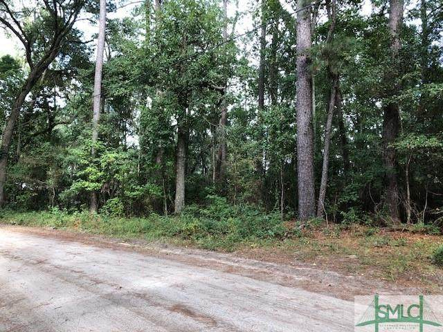 0 Circle Road Lot 10, Midway, GA 31320 (MLS #236542) :: Savannah Real Estate Experts