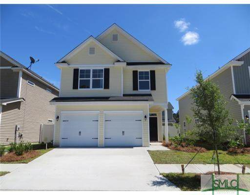 435 Summer Hill Way, Richmond Hill, GA 31324 (MLS #236544) :: The Arlow Real Estate Group