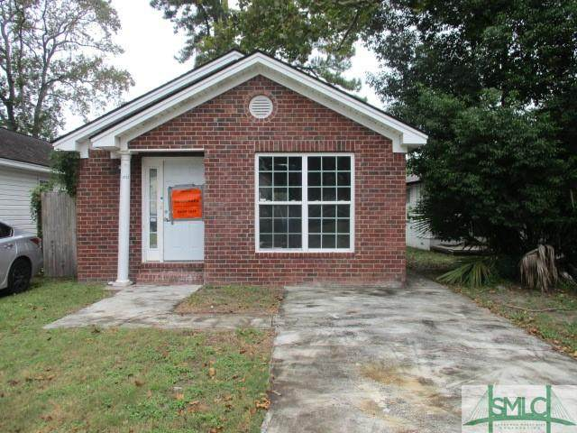 3125 Helen Street, Savannah, GA 31404 (MLS #236607) :: Level Ten Real Estate Group