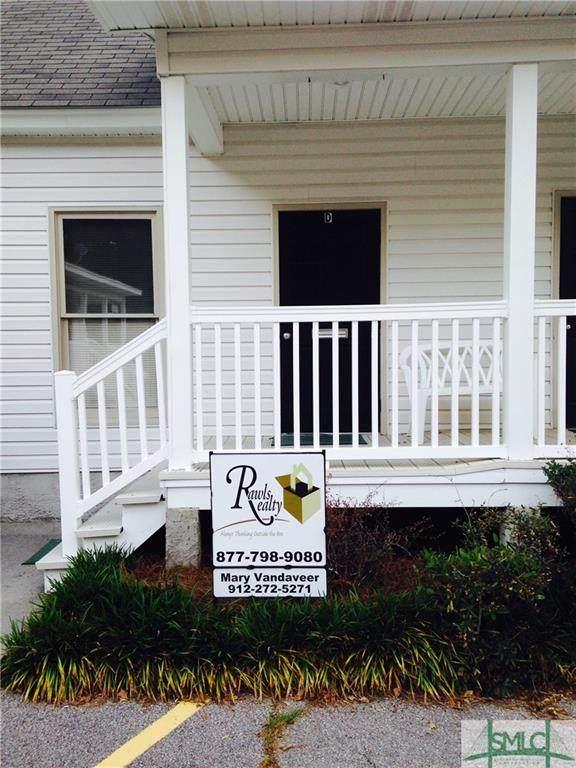400 Johnny Mercer Boulevard D, Savannah, GA 31410 (MLS #236762) :: Coastal Homes of Georgia, LLC