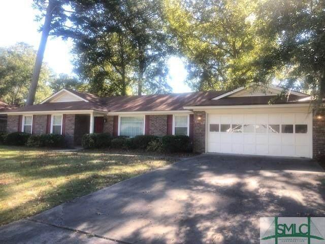 35 Red Fox Drive, Savannah, GA 31419 (MLS #237846) :: The Arlow Real Estate Group