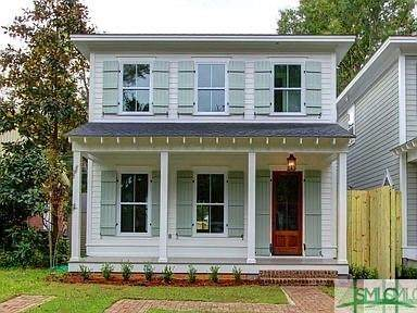 313 Columbus Drive, Savannah, GA 31405 (MLS #237854) :: McIntosh Realty Team