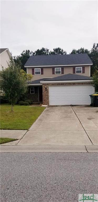 96 Ristona Drive, Savannah, GA 31419 (MLS #238088) :: Barker Team | RE/MAX Savannah