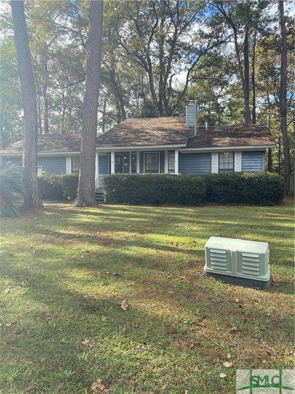 117 Stockbridge Drive, Savannah, GA 31419 (MLS #238215) :: Barker Team   RE/MAX Savannah