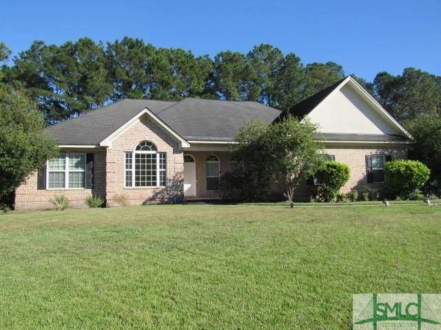 159 Brigham Drive, Richmond Hill, GA 31324 (MLS #238216) :: Coastal Homes of Georgia, LLC