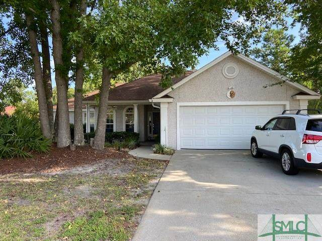 113 Huntington Circle, Brunswick, GA 31525 (MLS #238231) :: Barker Team | RE/MAX Savannah