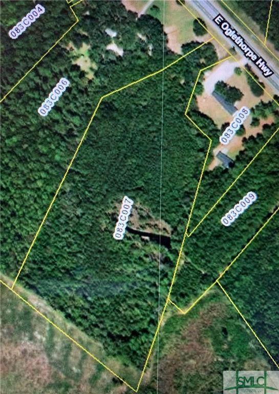 2239 E Oglethorpe Highway, Hinesville, GA 31313 (MLS #238637) :: The Arlow Real Estate Group