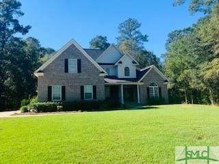 38 Dalcross Drive, Richmond Hill, GA 31324 (MLS #238673) :: Keller Williams Coastal Area Partners