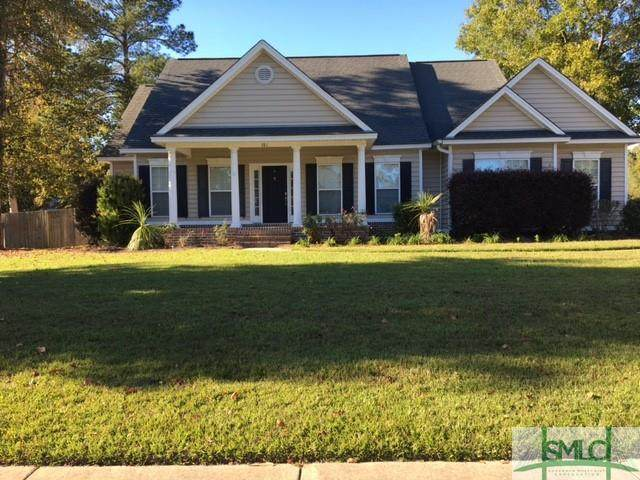 381 William Wells Road, Richmond Hill, GA 31324 (MLS #238730) :: Keller Williams Coastal Area Partners