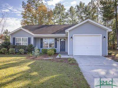 123 Knotty Pine Circle, Springfield, GA 31329 (MLS #238775) :: Team Kristin Brown | Keller Williams Coastal Area Partners