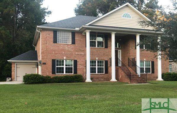 356 Brown Thrush Road, Savannah, GA 31419 (MLS #238860) :: Coastal Homes of Georgia, LLC