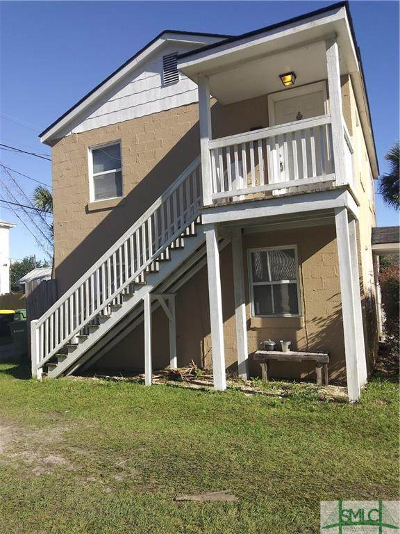 912 E Anderson Street, Savannah, GA 31401 (MLS #238931) :: The Arlow Real Estate Group