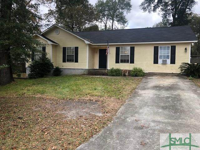 213 Doe Circle, Springfield, GA 31329 (MLS #238951) :: Partin Real Estate Team at Luxe Real Estate Services