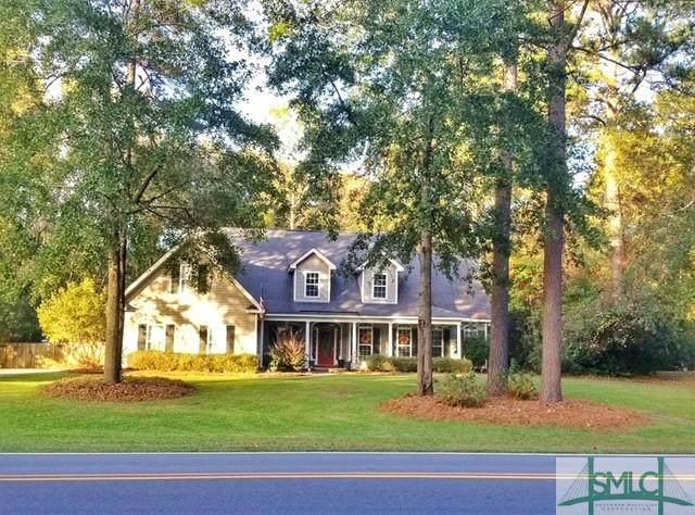 950 Rathlin Road, Richmond Hill, GA 31324 (MLS #238953) :: Heather Murphy Real Estate Group