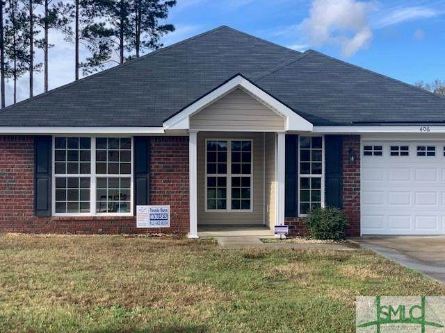 406 Manchester Court, Midway, GA 31320 (MLS #239049) :: Team Kristin Brown | Keller Williams Coastal Area Partners