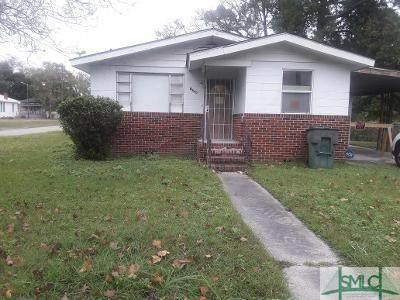 1528 Stratford Street, Savannah, GA 31415 (MLS #239113) :: Level Ten Real Estate Group
