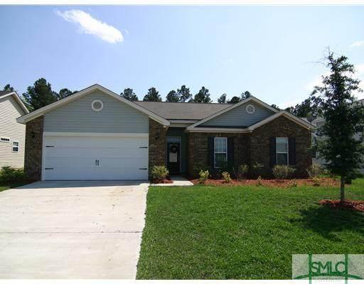 190 Willow Point Circle, Savannah, GA 31407 (MLS #239249) :: Teresa Cowart Team