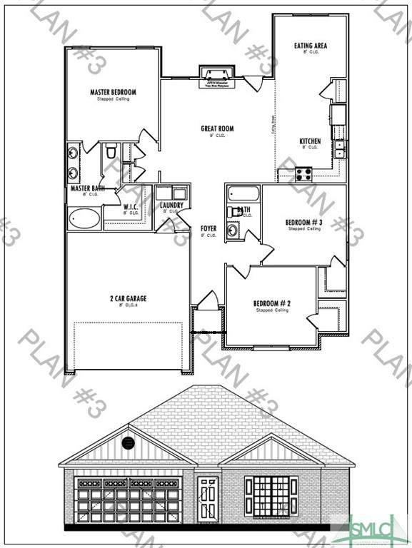 10 Hidden Creek Drive, Guyton, GA 31312 (MLS #239412) :: RE/MAX All American Realty