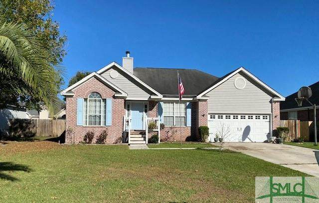 175 Belle Grove Circle, Richmond Hill, GA 31324 (MLS #239422) :: Liza DiMarco