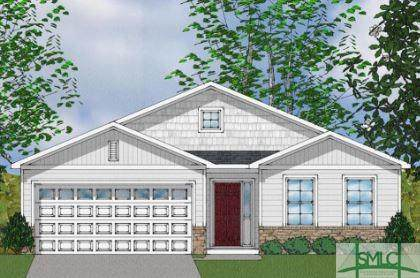 112 Enclave Way, Ludowici, GA 31316 (MLS #239581) :: Coastal Homes of Georgia, LLC
